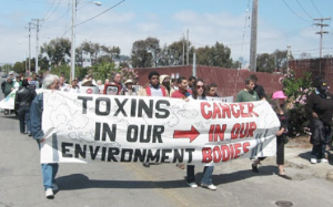 protest toxins